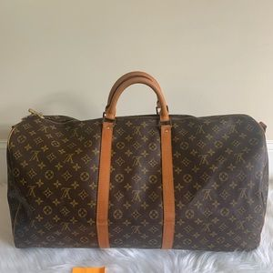 🌼Authentic LV Keepal 60🌼